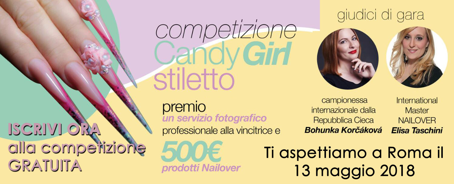 Candy Girl Contest